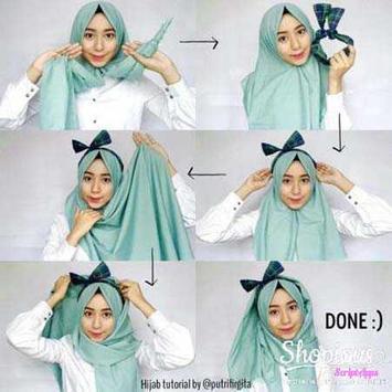 Tutorial Hijab Update 2017 Terbaru screenshot 4