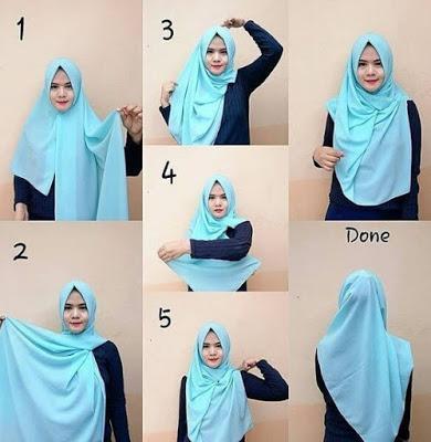 Tutorial Hijab Syar I Pesta 2017 For Android Apk Download