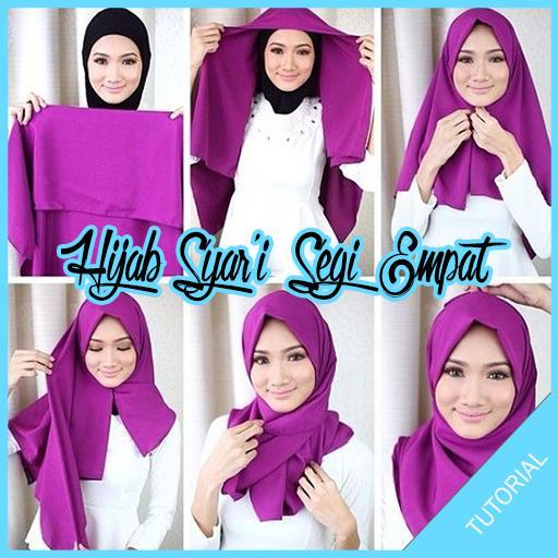 Tutorial Hijab Syar I Segi Empat Fur Android Apk Herunterladen