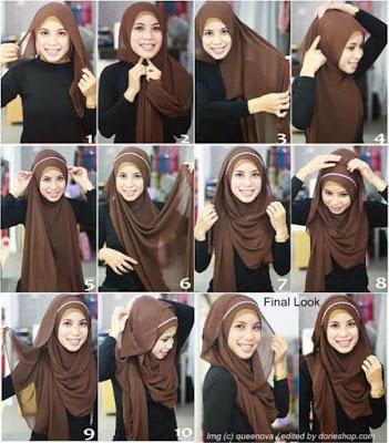 Tutorial Hijab Syar I Elegant For Android Apk Download