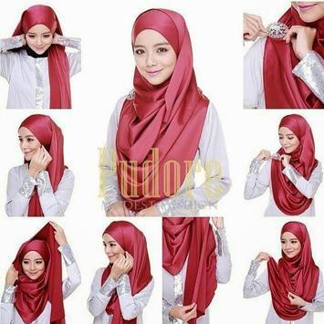 Tutorial Hijab Syar'I Tanpa Ribet apk screenshot