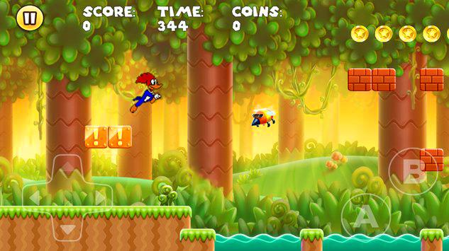 Woody Super Woodpecker screenshot 4