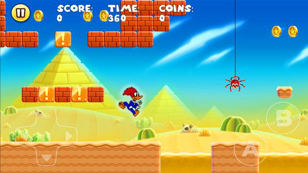 Woody Super Woodpecker screenshot 1