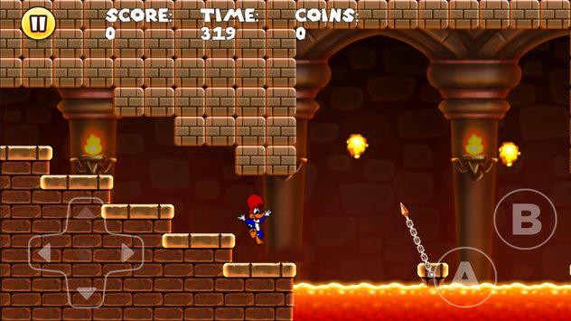 Woody Super Woodpecker screenshot 3