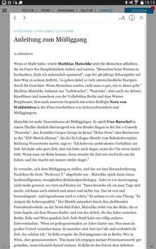 Kölner Stadt-Anzeiger E-Paper screenshot 6