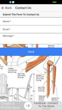 Woodworking Plans & Woodworking Designs screenshot 4