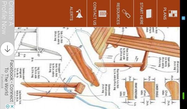 Woodworking Plans & Woodworking Designs screenshot 6