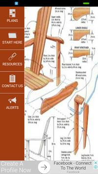 Woodworking Plans & Woodworking Designs poster