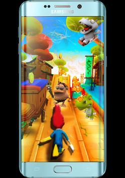 Woody Super Jump Woodpecker screenshot 1