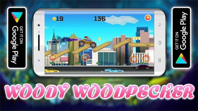 Woody Super Woodpecker Supercars Adventures screenshot 4