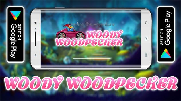 Woody Super Woodpecker Supercars Adventures poster