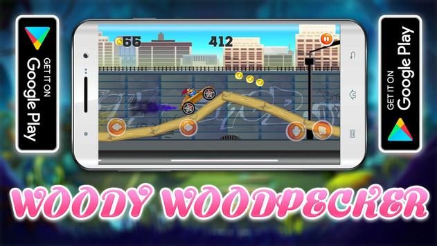 Woody Super Woodpecker Supercars Adventures screenshot 11