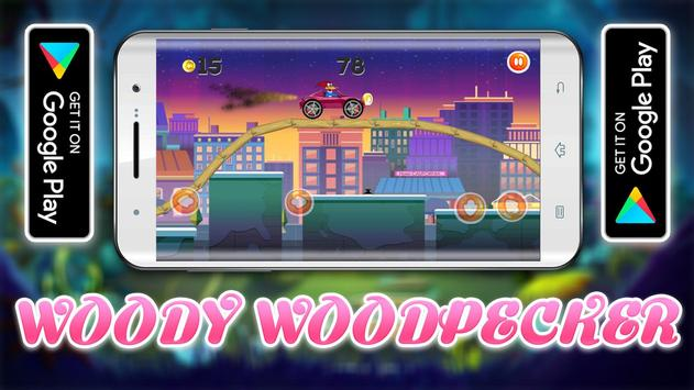 Woody Super Woodpecker Supercars Adventures screenshot 3