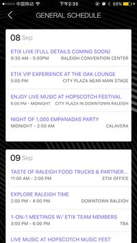 Etix Blast Conference apk screenshot