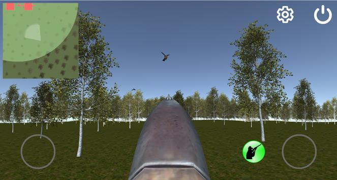 Woodcock hunting simulator: decoy calls. Games (Unreleased) screenshot 2