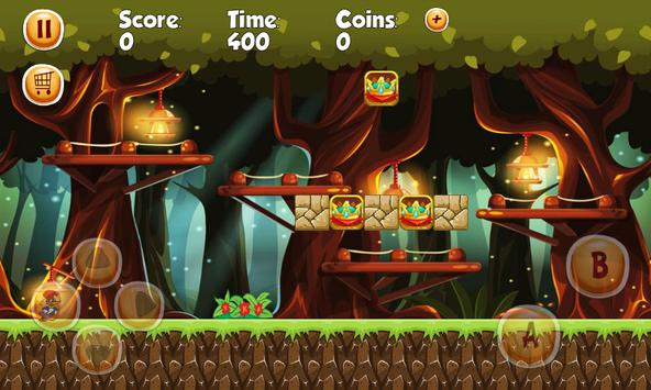 Super Woodpecker Adventure screenshot 2