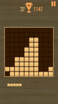 Wooden Block Puzzle screenshot 1