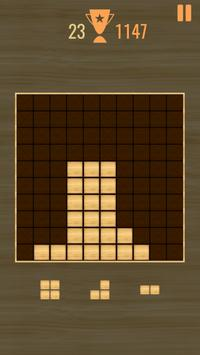 Wooden Block Puzzle screenshot 2