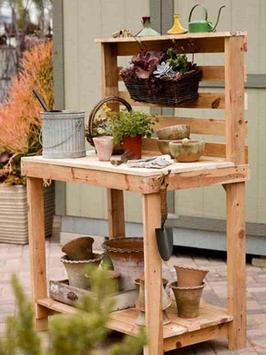 wooden garden design screenshot 24
