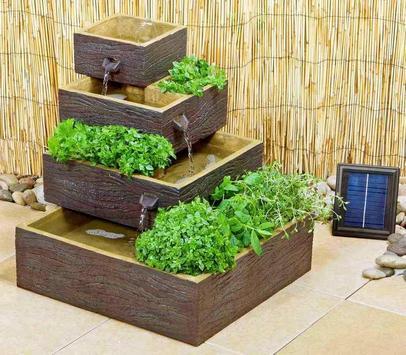 wooden garden design screenshot 5