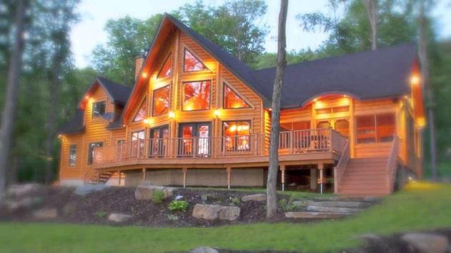 Wooden House Designs screenshot 3