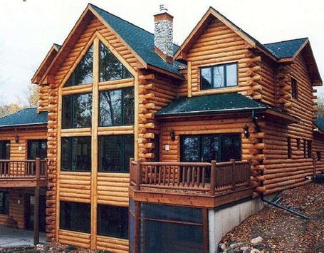 Wooden House Designs screenshot 4