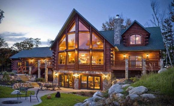 Wooden House Designs screenshot 5