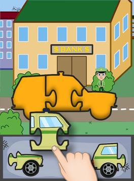 Big Car Puzzle Two screenshot 3