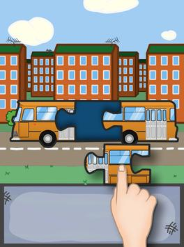 Big Car Puzzle Two screenshot 1