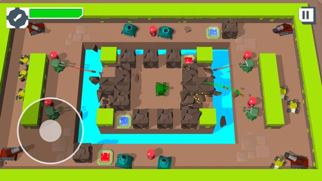 Stickman Tank apk screenshot