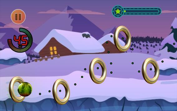 Floppy Hoop Bounce! – Hit Basket Ball Dunk screenshot 3