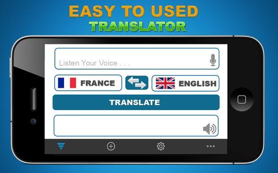 Free Advance Language Translator screenshot 4