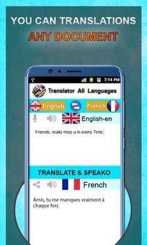 Free Advance Language Translator screenshot 6