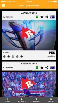 Repla FIFA & PES Goals apk screenshot