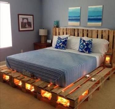 Wood Pallet Plans apk screenshot