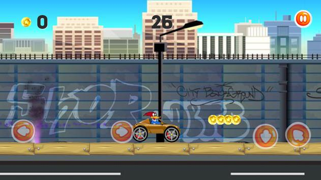 Woody Woodpecker Supercars screenshot 4