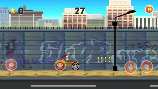 Woody Woodpecker Supercars screenshot 2
