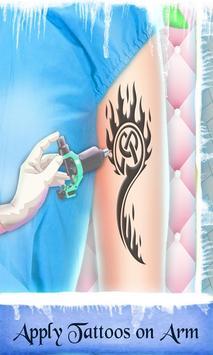 Ice Princess Tattoo Surgery screenshot 1