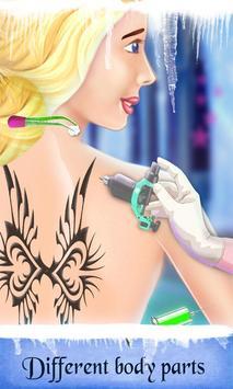 Ice Princess Tattoo Surgery screenshot 6