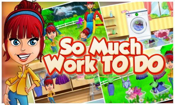 Iron Clothes Little Kid Games apk screenshot