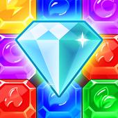 Diamond Dash, un jeu de séries de 3 et réflexion icône