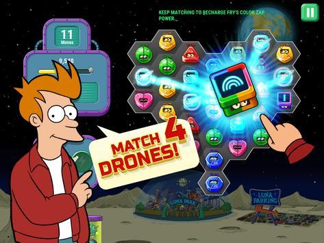 Futurama: Game of Drones apk imagem de tela