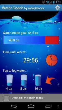 Water Coach by Woojabooty screenshot 1
