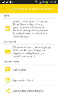 Dolomiti News apk screenshot