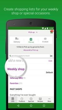 Woolworths apk screenshot