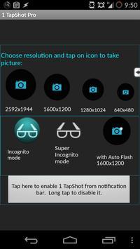 1 TapShot Pro screenshot 1