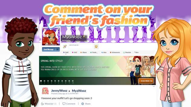 Woozworld screenshot 1