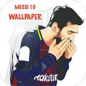 Messi Wallpapers HD 4K 2018 icon