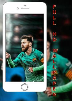 Messi Wallpapers HD 4K 2018 poster
