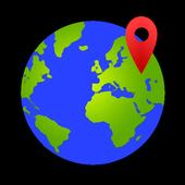 GPS Bookmarks icon